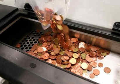 münzen einzahlen comdirect